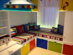 kids play room furniture.  room decorating ideas for kids playroom cute colorful custom l shaped sleeper  sofas and drawer storage home inside play room furniture