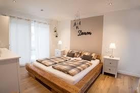 Rustikales Schlafzimmer Im Landhausstil Fischerhaus Fertighuser