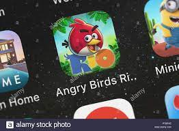 Angry Birds Rio Hd High Resolution Stock Photography and Images - Alamy
