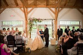 glasbern wedding table setting glasbern indoor reception