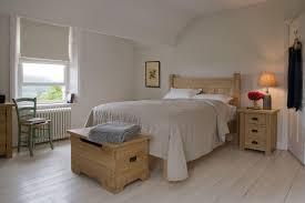 Oak Bedroom The Georgian Panel Oak Bed No Footend By Indigo Furniture