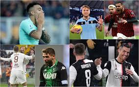 Risultati Serie A: video, gol e highlights della 20 ...