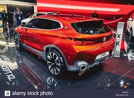 Coupe Series bmw x2 2016 : Paris, France - September 29, 2016: 2016 BMW X2 Concept presented ...
