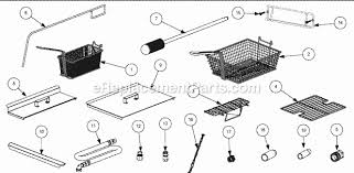 frymaster gas fryer biph52 ereplacementparts com