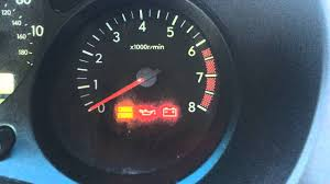At Temp Light 2003 Forester At Oil Temp Code Youtube