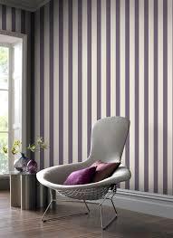 Purple Striped Wallpaper Designs