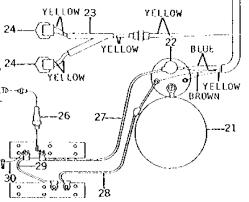 4020 starter problem 24volt john deere 4020 24v wiring diagram John Deere 4020 Wiring Diagram #45