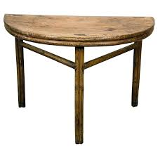 half circle dining table half circle accent table large size of decorating half moon extending dining half circle dining table