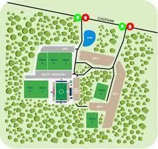 Wakemed Soccer Park Map