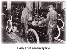 henry ford early ford assembly