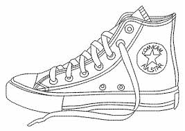 Small Picture Shoes Coloring Pages GetColoringPagescom