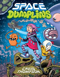 graphix is 10 and reveals covers to new craig thompson and jenni and matthew holm