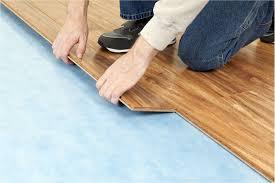vinyl plank flooring underlayment throughout how to install underlayment for vinyl plank flooring galerie