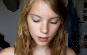 s leaftv 13 year old makeup tutorial silvermoon good