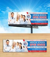 School Billboard Design Elegant Playful University Billboard Design For Adtime