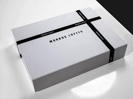 Luxury Box Packaging Design Clamshell E Commerce Luxury Retail Box Range Progress