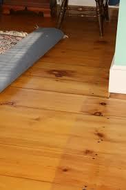 sun effects pine wood floors