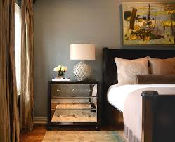 Bedroom  Transitional Bedroom Decor Plywood Area Rugs Lamp Shades - Transitional bedroom