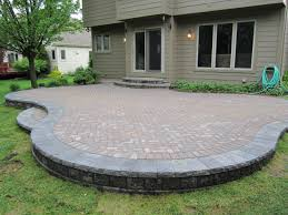 Paver Patio Design Ideas nice stone paver patio ideas paver patterns for patios petersburg brick pavers brick