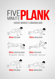 darebee workouts five minute plank workout html photo