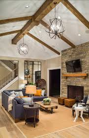 vaulted ceiling lighting modern living room lighting. Ceiling Lights, Living Room Lights Ideas Transitional Rooms Contemporary Rustic Room: Vaulted Lighting Modern P