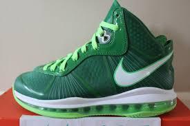 lebron 8 shoes. sample nike lebron 8 v2 victory green amp electric lebron shoes