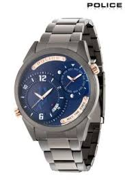 police watches police leather metal strap watches for men next police dugite gunmetal watch