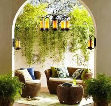 image of patio chandelier outdoor