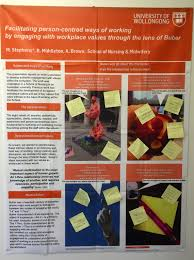 facilitating person centred ways of working by engaging full text pdf