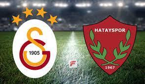 Galatasaray-Hatayspor maçı ne zaman, saat kaçta, hangi kanalda? -  Galatasaray (GS) Haberleri