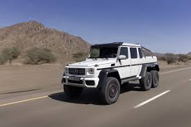 Six Wheel Drive Mercedes Benz Amg Suv Youtube