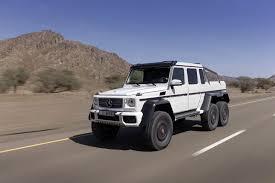 Six Wheel Drive Mercedes Benz Amg Suv Youtube