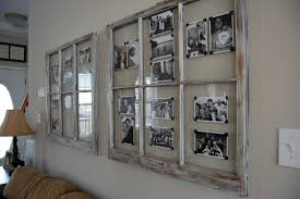 8 Pane Window Frame Diy Picture Frame Of An Old Window Sewing Projects Burdastylecom