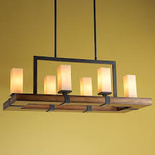 craftsman island chandelier