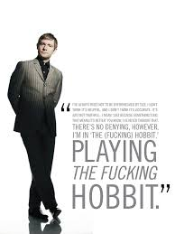 Bilbo Baggins Quotes New 48 Martin Freeman Quotes QuotePrism