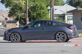 2017 Honda Civic Si Coupe First Sighting! | Page 37 | 2016+ Honda ...