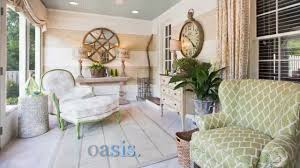 sunroom interiors.  Interiors Brand Residence Sunroom By Eric Ross Interiors  YouTube Intended Y