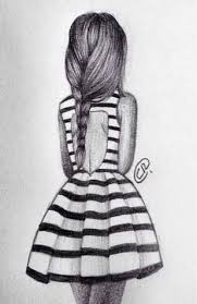Drawings Of Girls In Dresses Google Search Cute Pics Disegnare