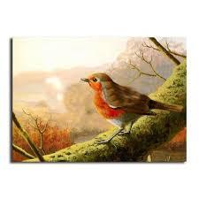 Robin Bird - <b>DIY 5D Diamond Painting</b> - Full Drill | <b>Painting</b>, Birds ...