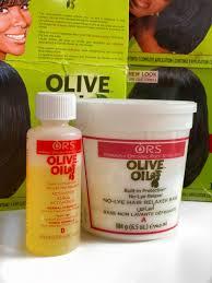 no lye hair relaxer kit