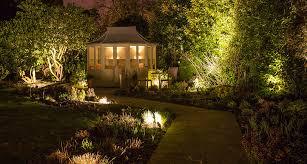bowdon garden lighting