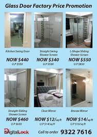 doors singapore fire rated hdb door bedroom gallery glass