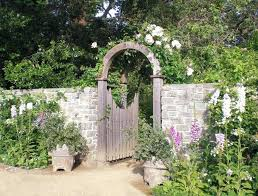 garden gates lowes. Garden Gates Gate Wall Design Landscape Traditional With Wooden Stone Purple Flowers Fences . Lowes N