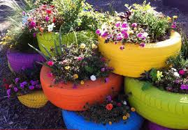 Wonderful Beautiful Garden Pots Garden Flower Pots Ideas Alices Garden