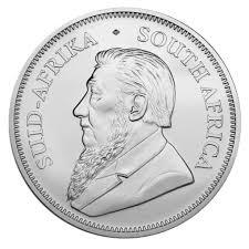 1 Oz Krugerrand Silver Coin 2019