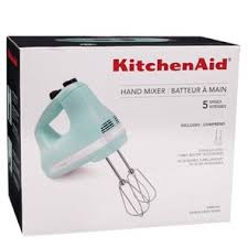 ice blue kitchenaid mixer. KitchenAid 5 Speed Ultra Power Hand Mixer, Ice Blue - Shop Blenders And Mixers At HEB Kitchenaid Mixer L