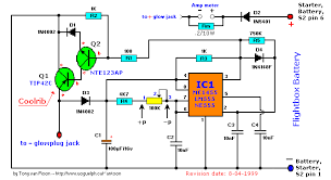 glow plug driver for r c flightbox how to bypass glow plug relay at Glow Plug Wiring Diagram