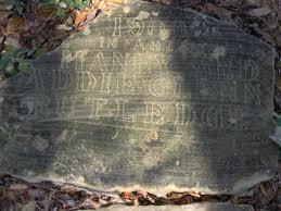 Effie Rutledge | Pond Springs Cemetery Blog
