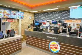 burger king restaurant. Contemporary Burger SAINT PETERSBURG  CIRCA OCTOBER 2017 Inside Burger King Restaurant  Is For Restaurant S