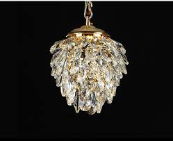 modern crystal pendant lighting. Modern Crystal Pendant Light Gold /Chrome Pineapple Shape Used In WalkWay Club Guaranteed 100%+Free Shipping!-in Lights From Lighting T